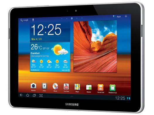 tablette samsung galaxy tab 4 test