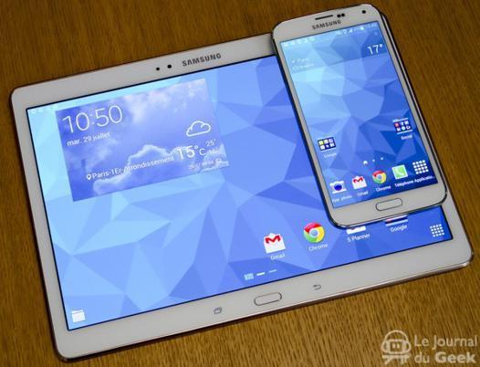 tablette samsung galaxy tab 5