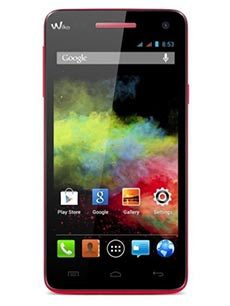 telephone portable wiko rainbow