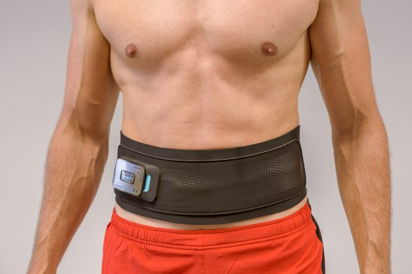 test ceinture slendertone