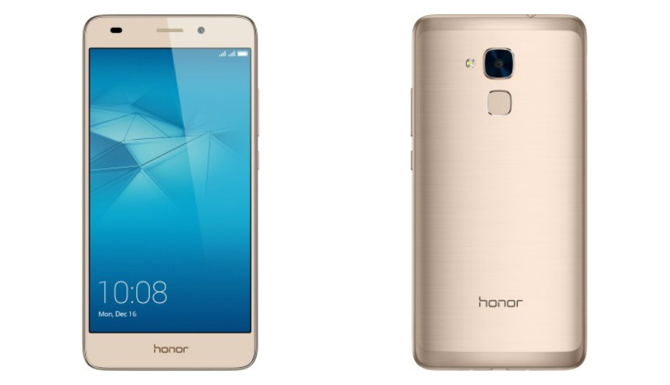test honor 5c