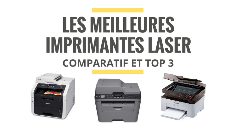 test imprimante laser multifonction