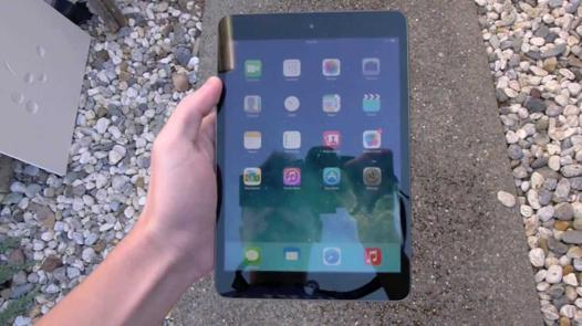 test ipad mini retina