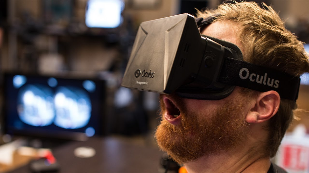 test oculus rift