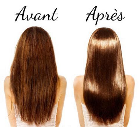 utilisation de l huile de ricin pour cheveux
