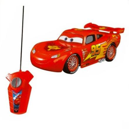 voiture télécommandée cars flash mcqueen